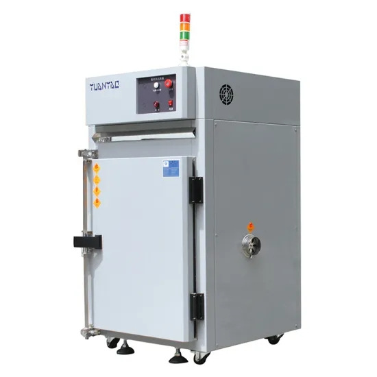 Centrally controlled aging test chamber